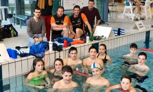 Visite École de Triathlon de Tulle – 28 mars 2018