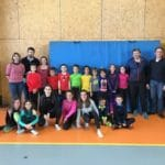 Visite École de Triathlon de Condat-sur-Vienne – 4 avril 2018
