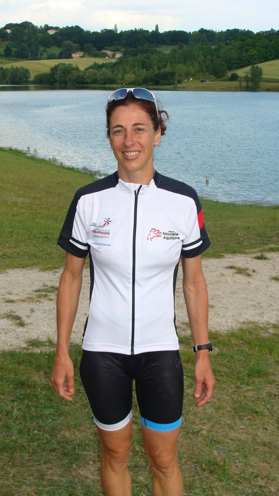 Clarisse DUCOS (SU Agen Triathlon)