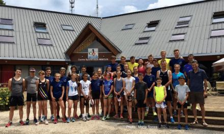 Stage jeune d'été à Bugeat du 10 au 13 Juillet 2018