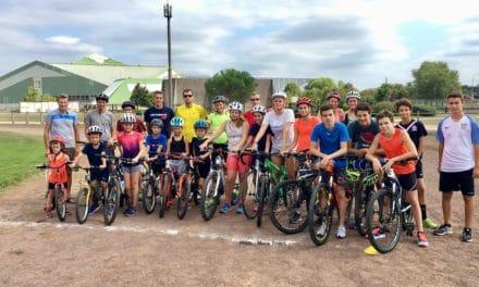 Les Girondins de Bordeaux triathlon comptent sur les jeunes