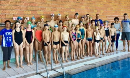 Visite à l'école de triathlon labellisée de AS LIBOURNE TRIATHLON