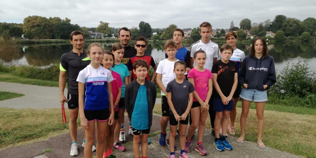 Une belle école de triathlon à Saint-Paul-lès-Dax