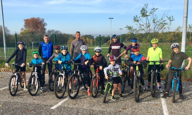 L'école de triathlon de Carbon-Blanc Triathlon