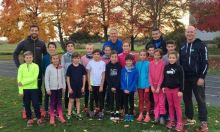 L'école de triathlon de l'ES Blanquefort Natation/Triathlon