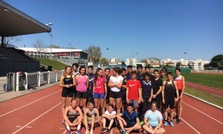 Retour en images Class' Triathlon Les Girondins de Bordeaux + calendrier Class' Tri