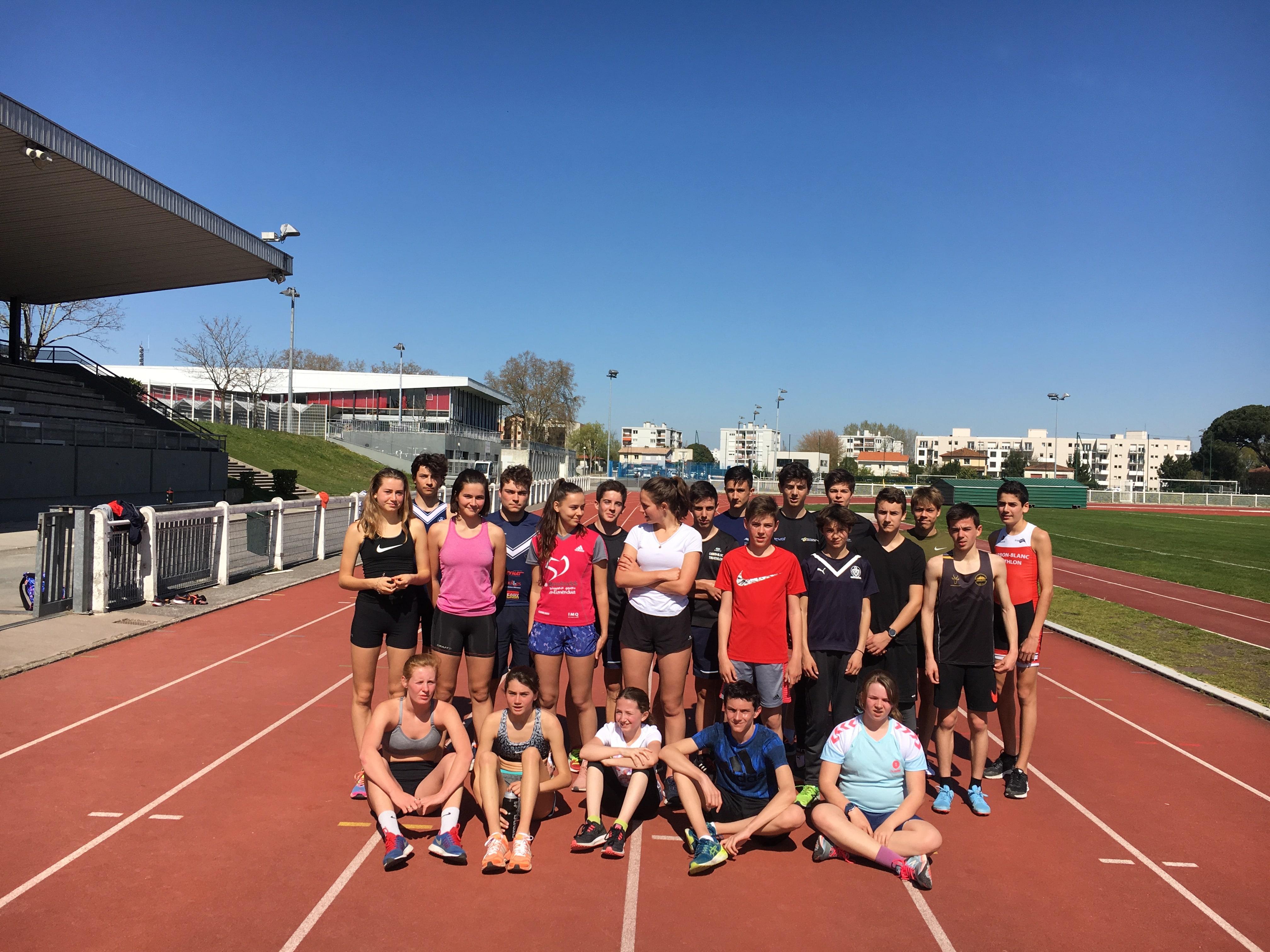 Calendrier Des Girondins De Bordeaux.Retour En Images Class Triathlon Les Girondins De Bordeaux