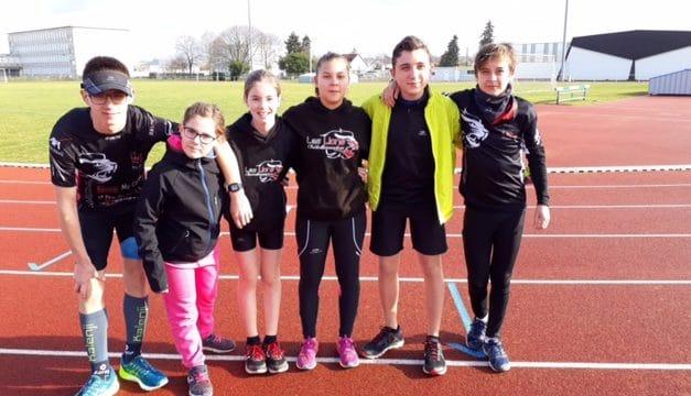 Retour en images Class' Triathlon Les Lions Châtelleraudais