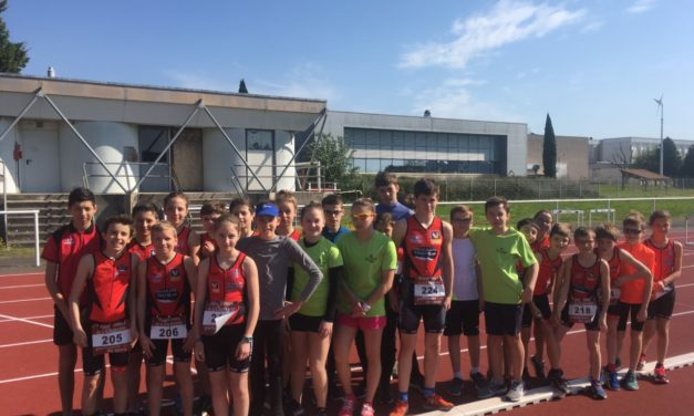 Retour en images Class' Triathlon Comité Départemental 16