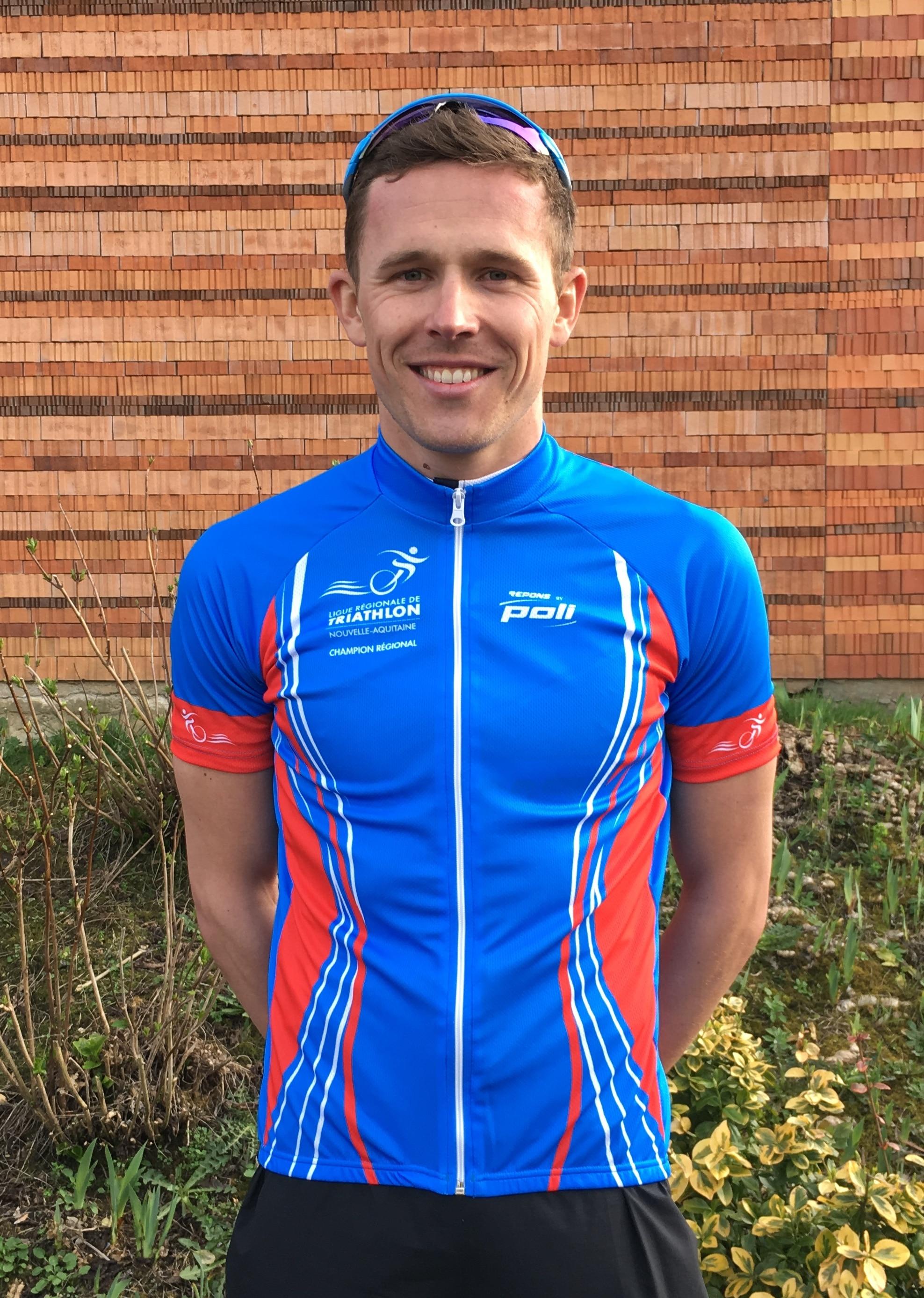 Carl DUPONT (Les Girondins de Bordeaux Triathlon)