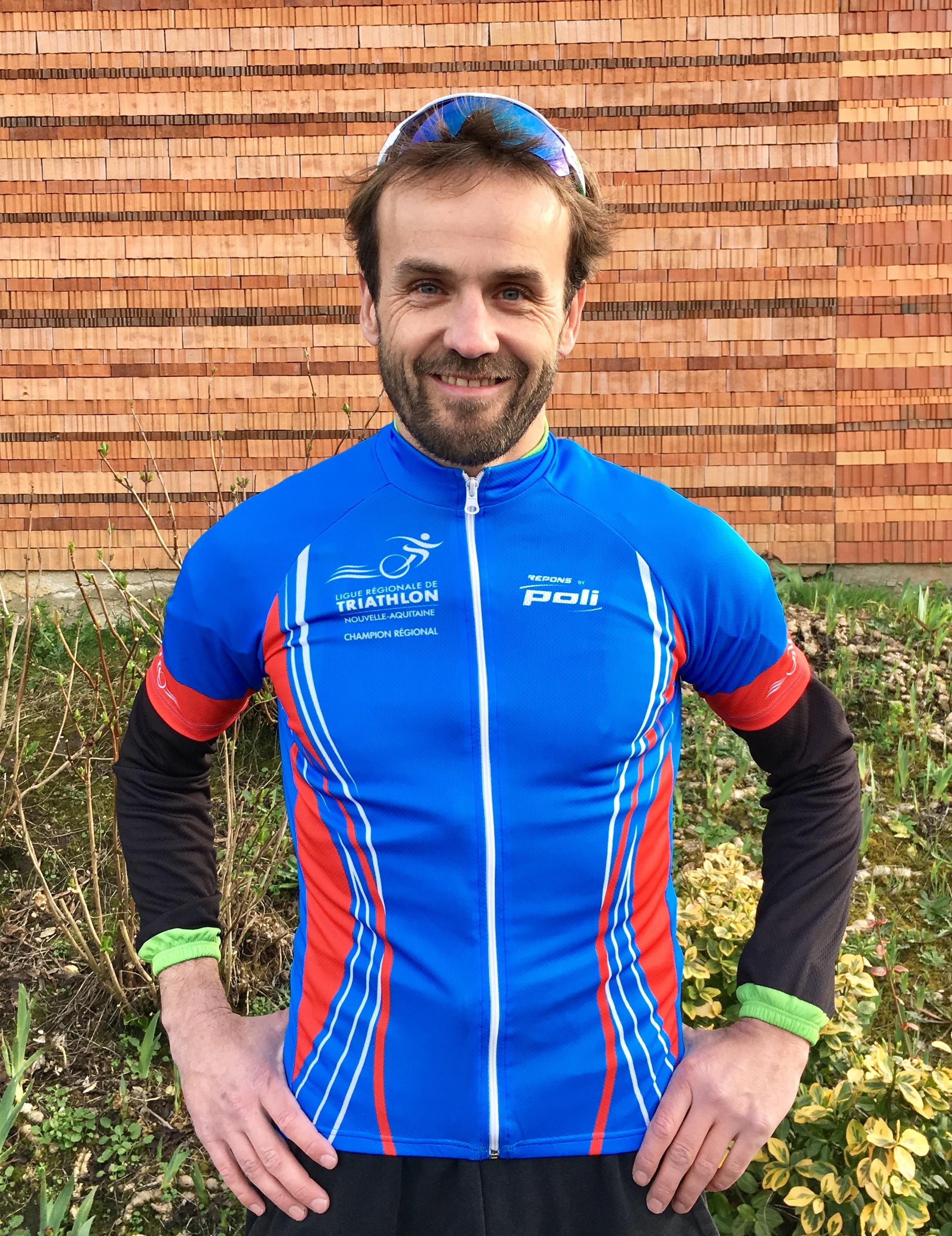 Lionel ROYE (Saint Astier Triathlon)