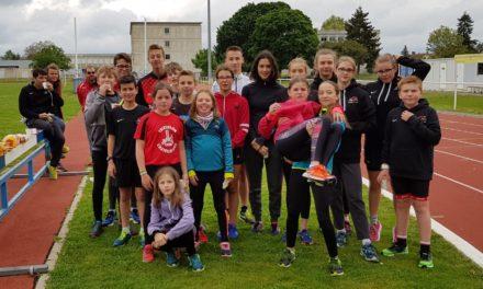 Retour en images Class' Tri Triathlon Club de Châtellerault