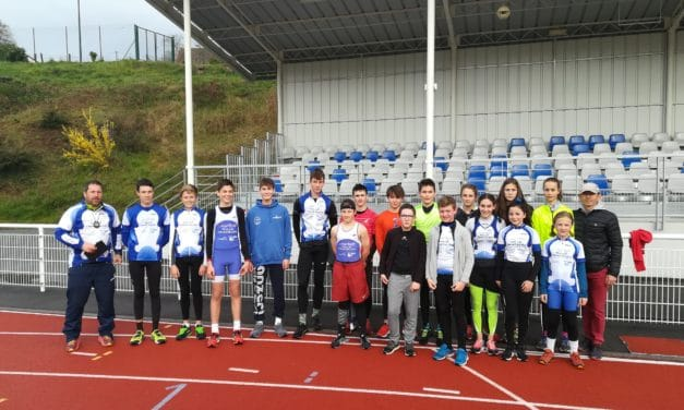 Retour en images Class' Tri Tulle Triathlon