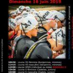 AQUATHLON DE SEILHAC // DIMANCHE 16 JUIN 2019 // SELECTIF CHAMPIONNAT DE FRANCE JEUNES D'AQUATHLON