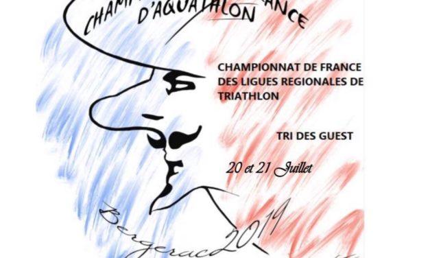 Championnat de France d'Aquathlon & Championnat de France des Ligues