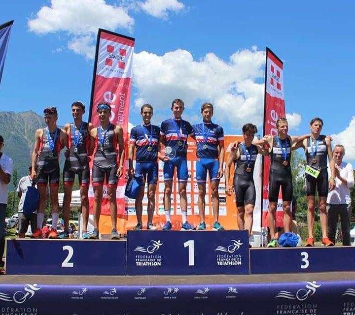 Retour sur le Championnat de France de Triathlon Jeunes