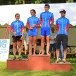 Championnat de Nouvelle-Aquitaine Triathlon distance M le 2 juin 2019 à Sireuil