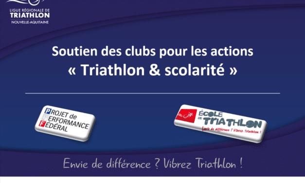 Triathlon & Scolarité