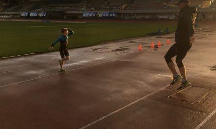 Une jeune école de triathlon pleine d'ambition au Stade Niortais