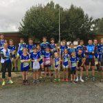 L'École de Triathlon du  club de Trélissac