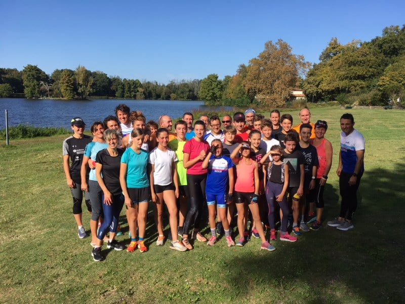 Une école de Triathlon qui poursuit son développement à Saint Paul les Dax Triathlon
