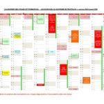 Calendrier des stages & formations Ligue Nouvelle-Aquitaine // D'octobre 2019 à août 2020