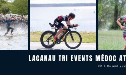 Championnat Régional Longue Distance 2020 // Lacanau Tri'Events Medoc Atlantique // 02 mai 2020