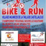 Championnat de Bike and Run Nouvelle-Aquitaine 2020