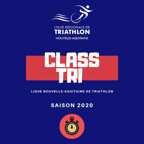Modalités Class Triathlon – Saison 2020 – Ligue Nouvelle Aquitaine de triathlon