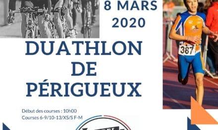 Championnat de Duathlon Adultes Nouvelle-Aquitaine 2020