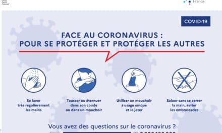 Dispositif de confinement dans le cadre de la lutte contre la propagation du Coronavirus