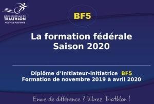 Les lauréat-e-s de l'examen BF5 promotion 2019-2020