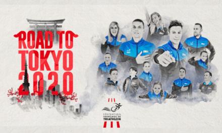 Sélection pour les Jeux Olympiques de Tokyo