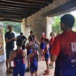 Retour en images sur l'éco-rando organisée par la Commission Triathlon Durable de la Ligue pour les jeunes Lot-et-Garonnais