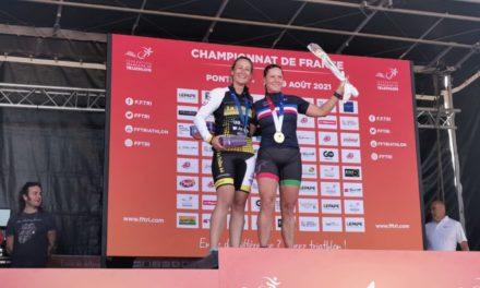 Retour sur les Championnats de France Seniors/Masters d'Aquathlon et de Triathlon S 2021
