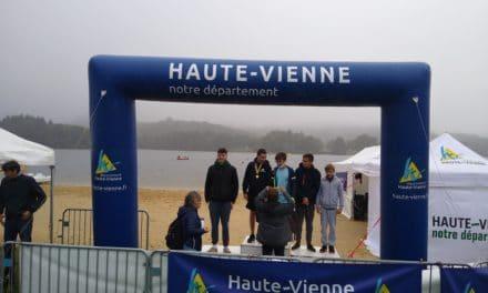 Retour sur le Triathlon de Saint Pardoux & le Challenge académique d'Aquathlon