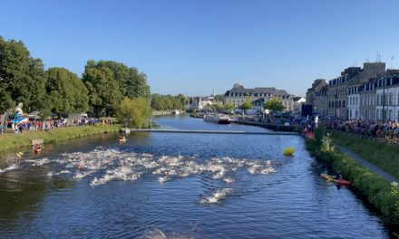 Championnats de France Jeunes d'Aquathlon et des Ligues Régionales de Triathlon 2021